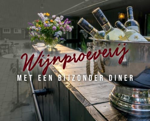 Wijnproeverij & Diner